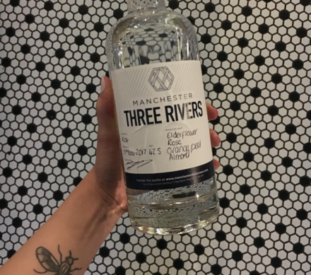 Manchester Three Rivers Gin Tour Experience